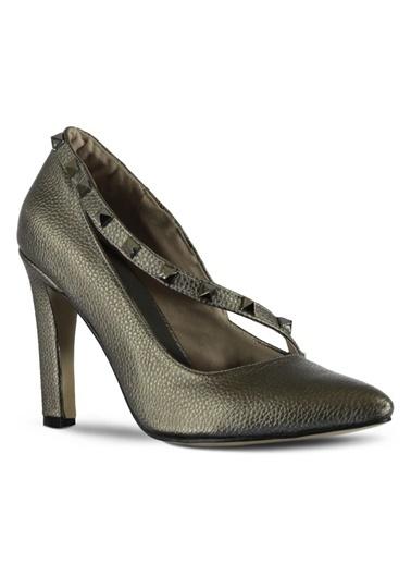 İnce Topuklu Ayakkabı-Marjin